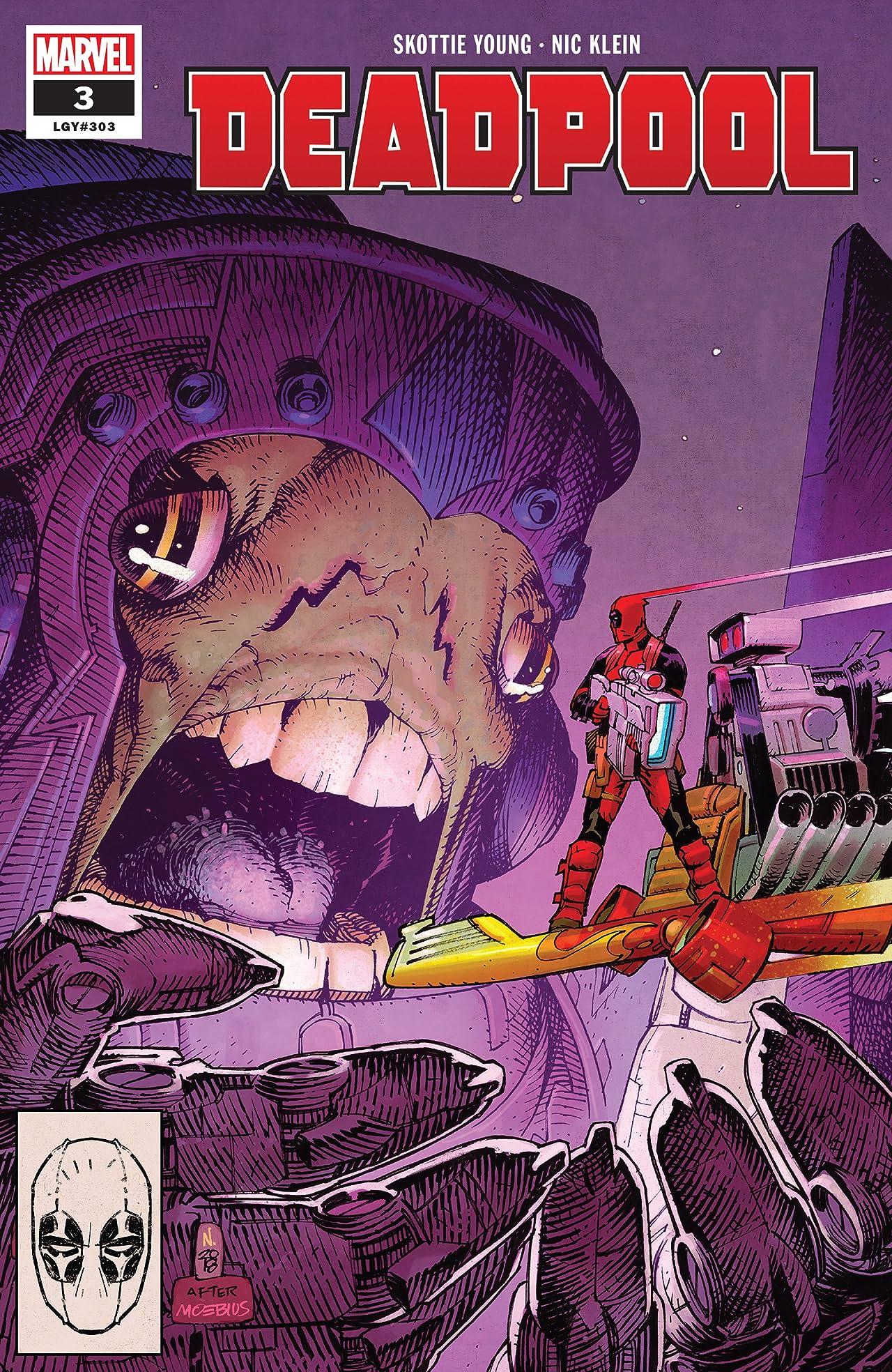 Deadpool (2018-2019) #3