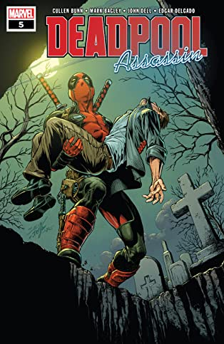 Deadpool: Assassin (2018) #5 (of 6)