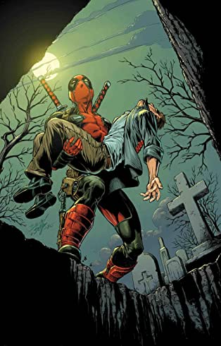 Deadpool: Assassin (2018) #5 (of 6)