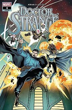 Doctor Strange (2018-) #4