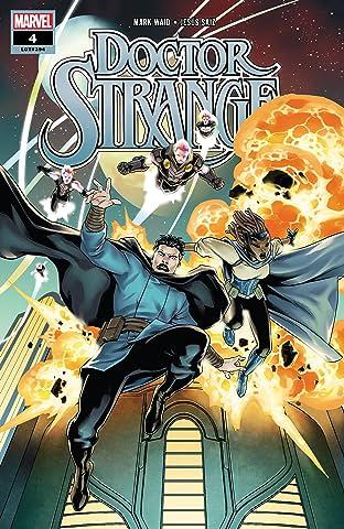 Doctor Strange (2018-2019) No.4