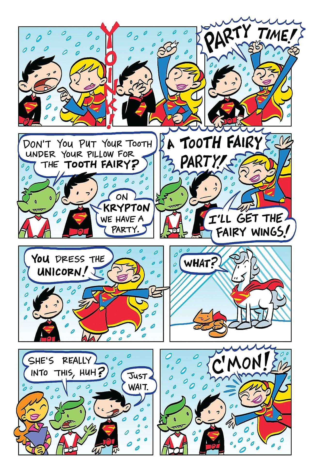 Superman Family Adventures Vol. 2