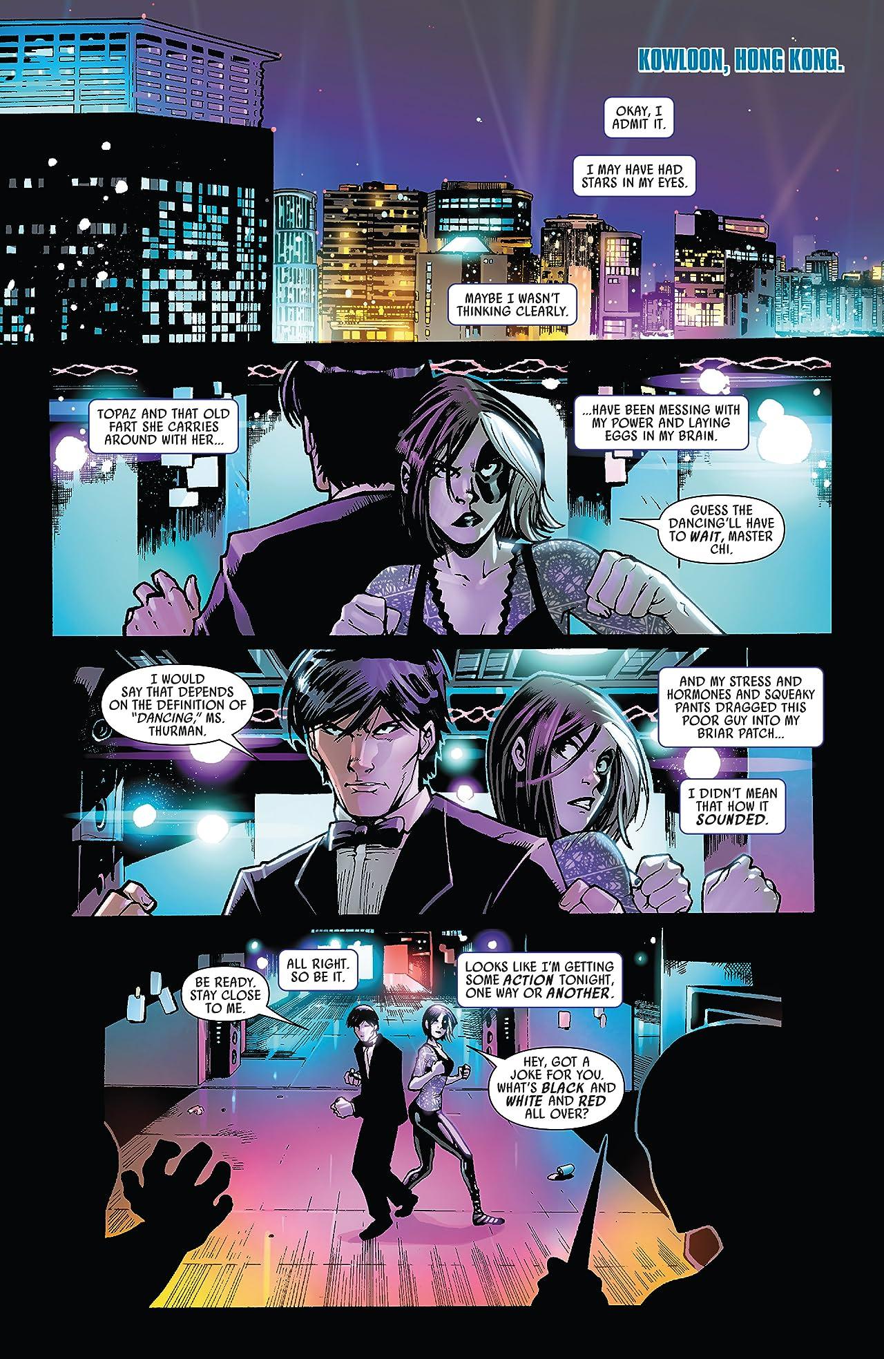 Domino (2018) #5