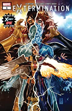 Extermination (2018) #1 (of 5)