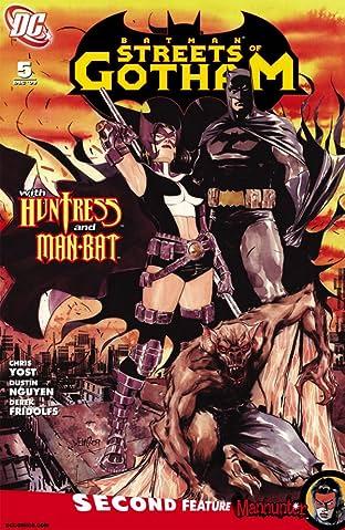 Batman: Streets of Gotham No.5