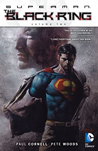 Superman: The Black Ring Tome 2