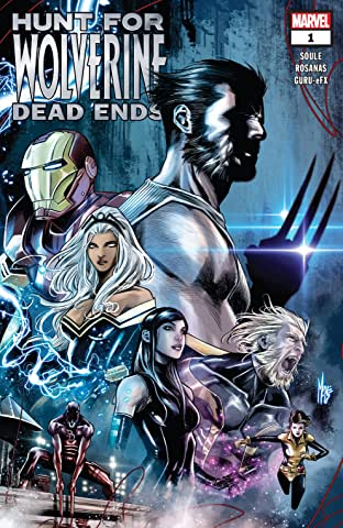 Hunt For Wolverine: Dead Ends (2018) #1