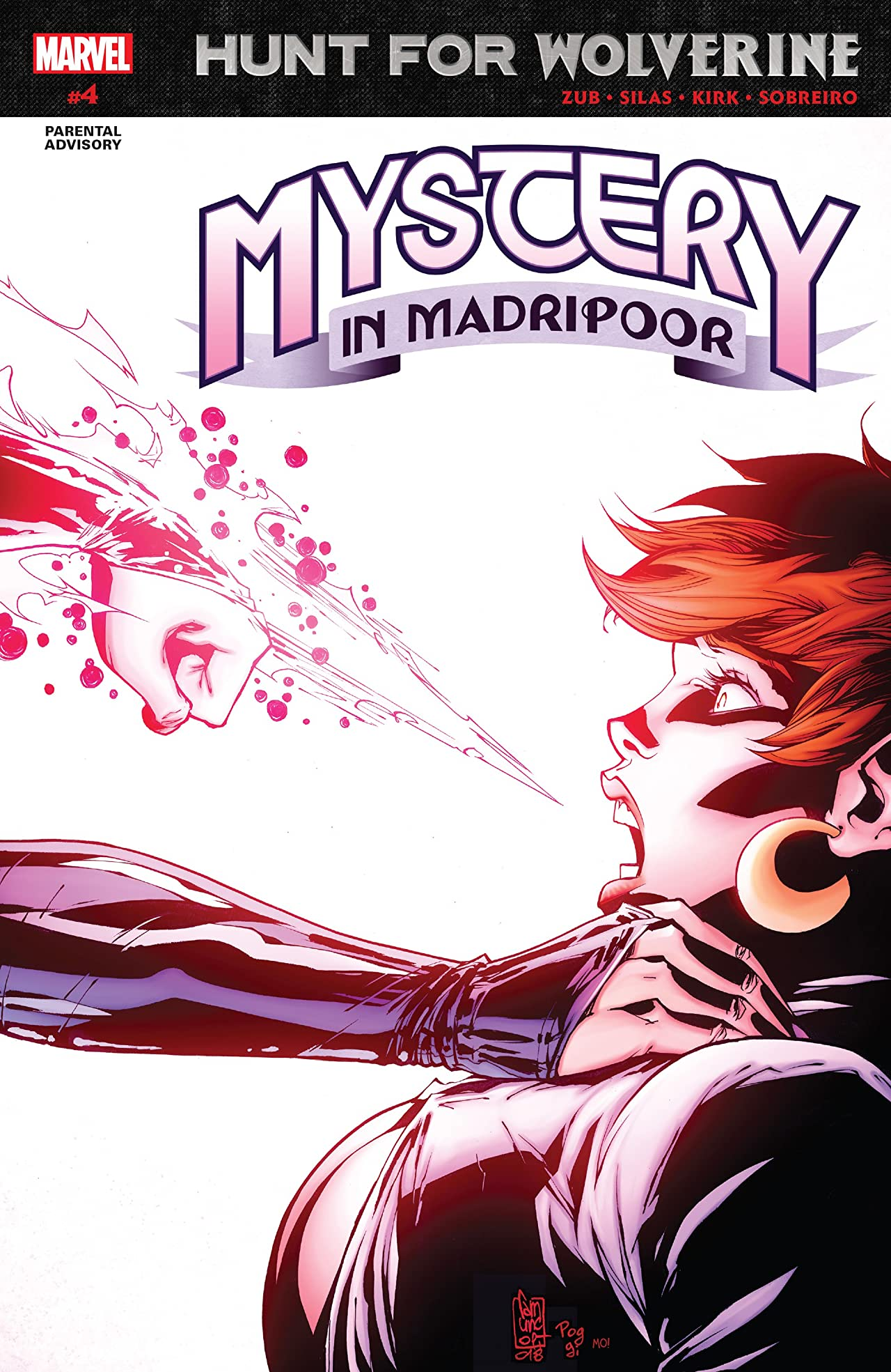 Hunt For Wolverine: Mystery In Madripoor (2018) No.4 (sur 4)