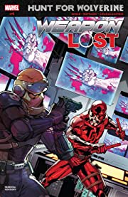 Hunt For Wolverine: Weapon Lost (2018) #4 (of 4)