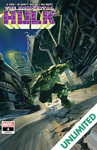 Immortal Hulk (2018-) #4