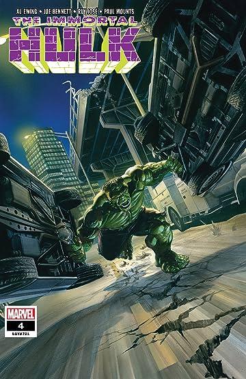 Immortal Hulk (2018-) #4