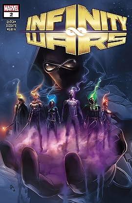 Infinity Wars (2018) #2 (of 6)