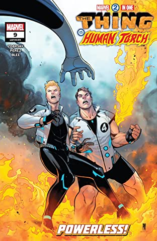 Marvel Two-In-One (2017-) #9