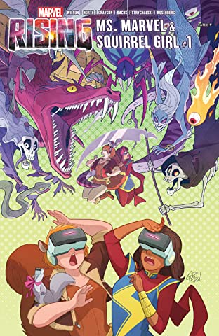 Marvel Rising: Ms. Marvel/Squirrel Girl (2018) #1