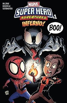 Marvel Super Hero Adventures: Inferno (2018) #1