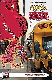 Moon Girl and Devil Dinosaur (2015-) #34