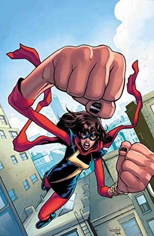 Ms. Marvel (2015-) #33