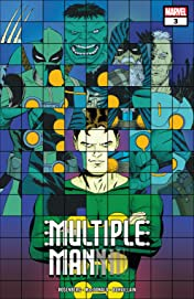 Multiple Man (2018) #3 (of 5)