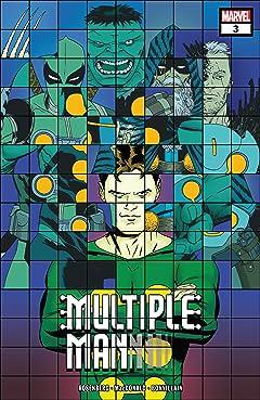Multiple Man (2018) #3 (of 5)