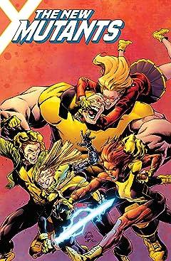 New Mutants: Dead Souls (2018-) #6 (of 6)