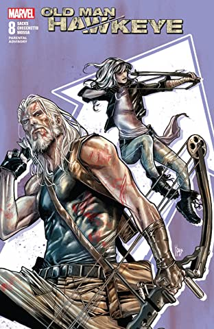 Old Man Hawkeye (2018) #8 (of 12)