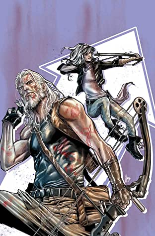 Old Man Hawkeye (2018-) #8 (of 12)