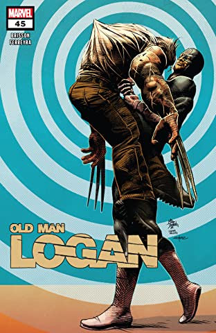 Old Man Logan (2016-) #45