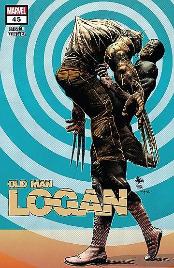 Old Man Logan (2016-) #45