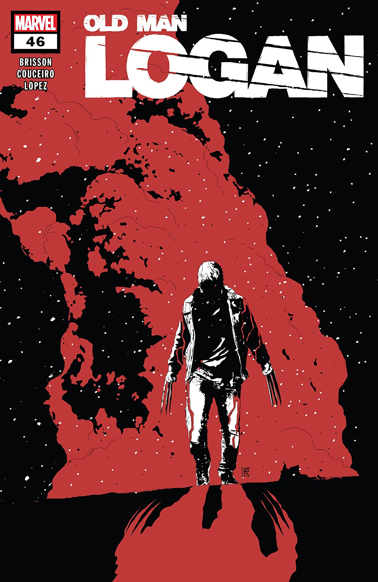 Old Man Logan (2016-) No.46