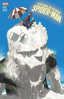 Peter Parker: The Spectacular Spider-Man (2017-2018) #308