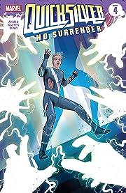 Quicksilver: No Surrender (2018) #4 (of 5)