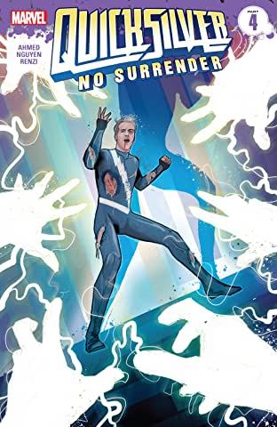 Quicksilver: No Surrender (2018) #4 (of 5)