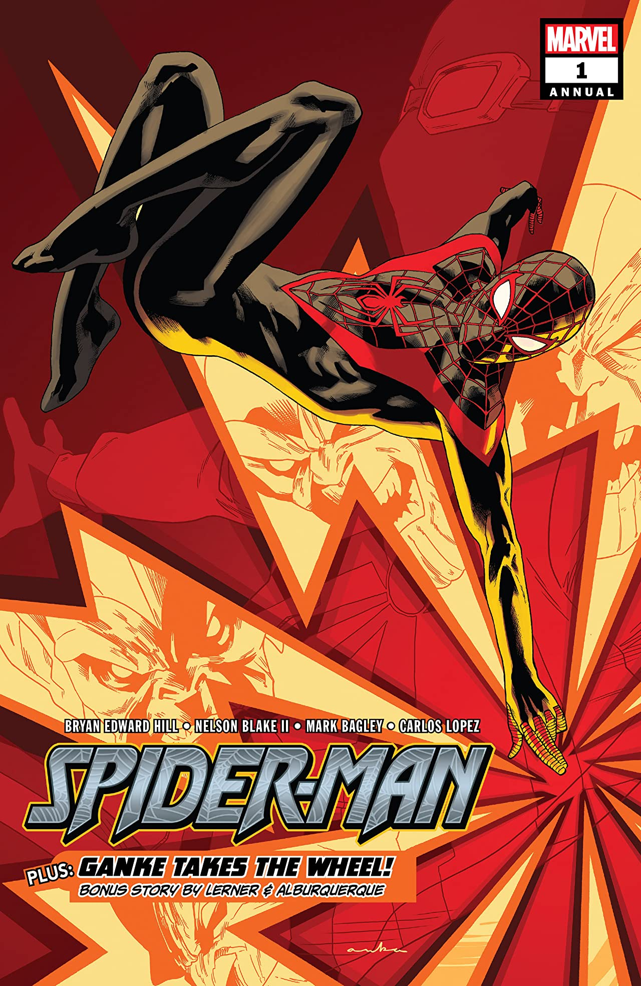 Spider-Man (2016-) Annual No.1