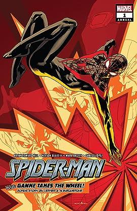 Spider-Man (2016-2018) Annual No.1