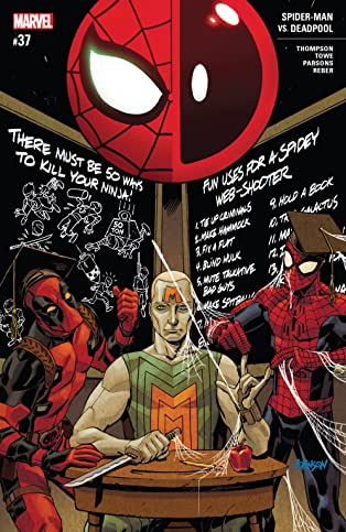 Spider-Man/Deadpool (2016-) #37