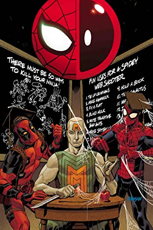 Spider-Man/Deadpool (2016-) #37