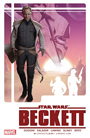 Star Wars: Beckett (2018) No.1