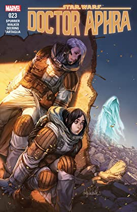 Star Wars: Doctor Aphra (2016-2019) #23