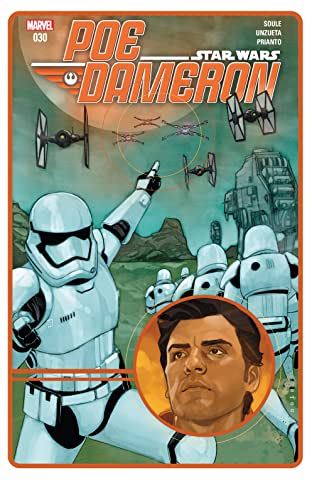 Star Wars: Poe Dameron (2016-2018) #30