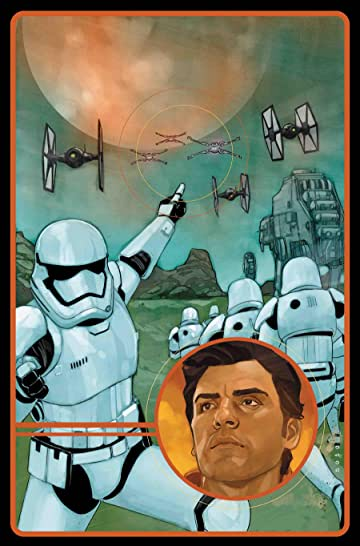 Star Wars: Poe Dameron (2016-) #30