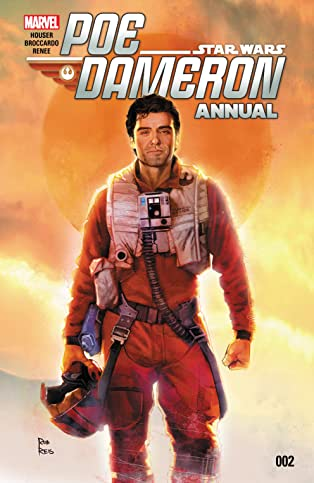 Star Wars: Poe Dameron (2016-2018) Annual #2