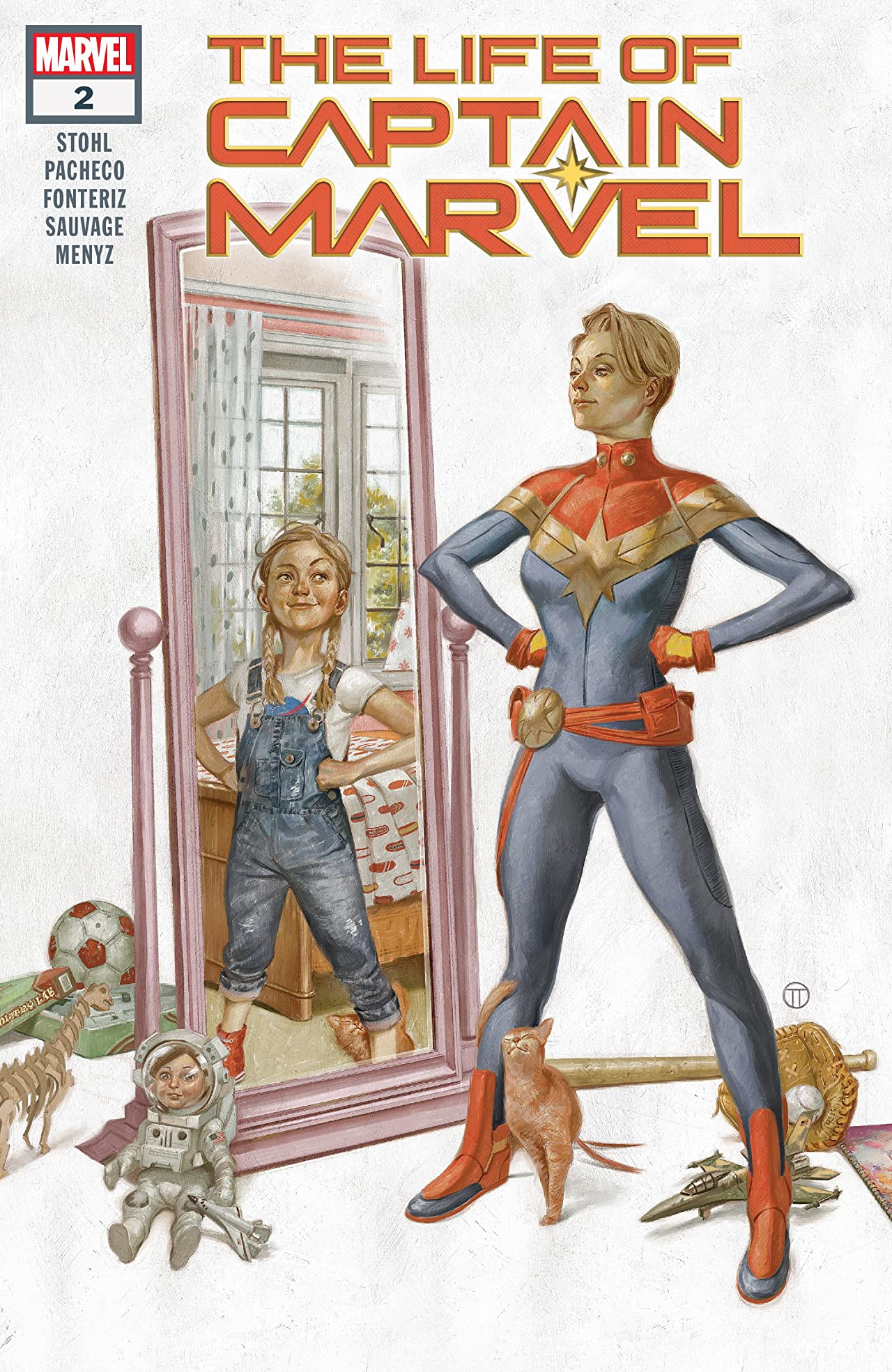 The Life Of Captain Marvel (2018) #2 (of 5)