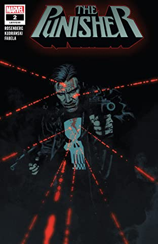 The Punisher (2018-) No.2