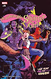 The Unbeatable Squirrel Girl (2015-) #35
