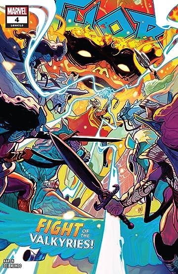 Thor (2018-2019) #4