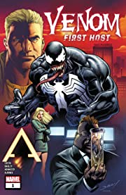 Venom: First Host (2018) #1 (of 5)