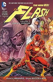 The Flash (2011-2016) Vol. 3: Gorilla Warfare