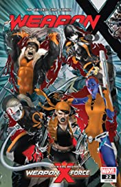Weapon X (2017-) #22