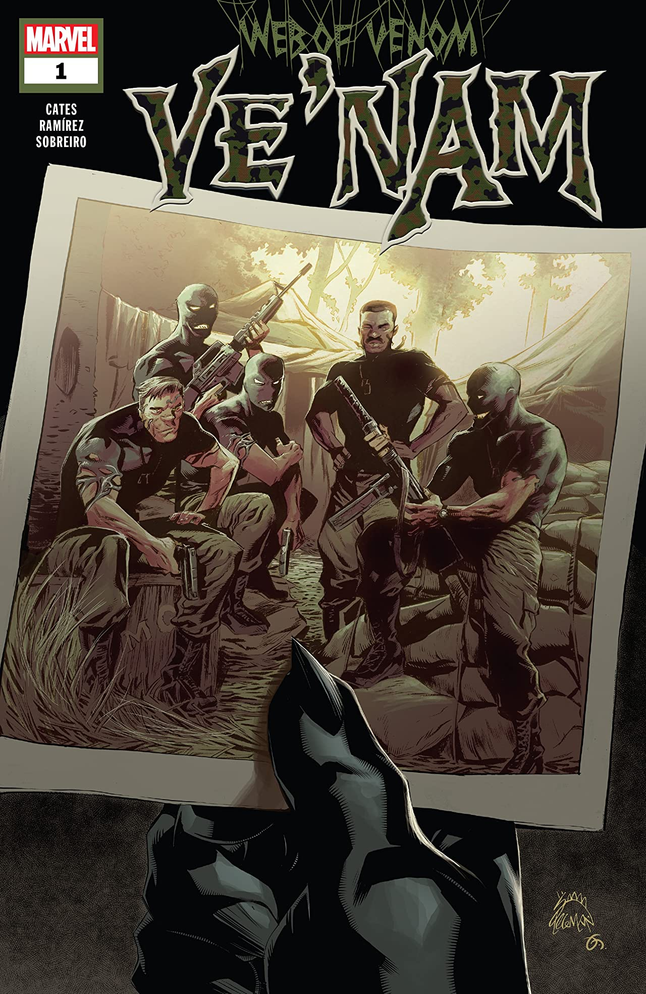 Web Of Venom : Ve'Nam
