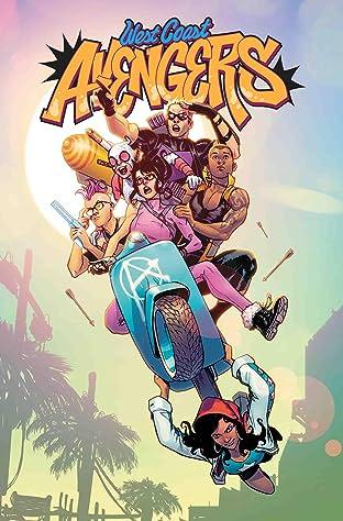 West Coast Avengers (2018-) No.1